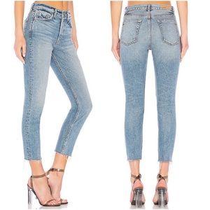GRLFRND || Karolina High-Rise Skinny Jeans